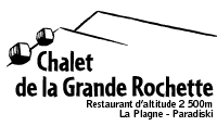 Le Chalet de la Grande Rochette